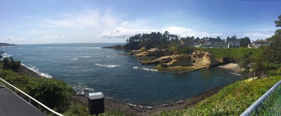 Depoe Bay, OR: Excellent views