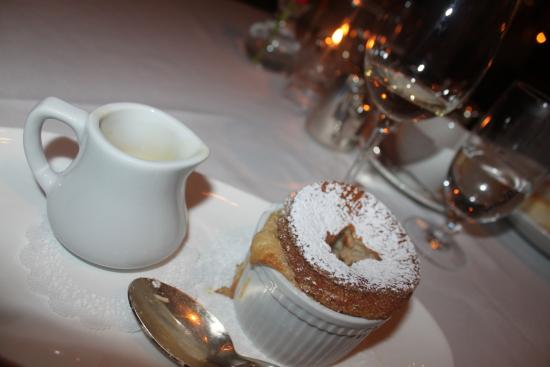The Spiced Pear: Earl Grey Souffle - Exquisite