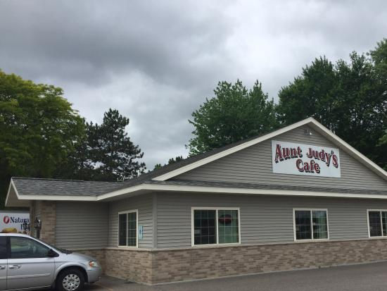 Princeton, WI: Located at the edge of town on the main road.