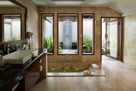 Pool Villa Bathroom Picture Of Kamandalu Ubud Tripadvisor