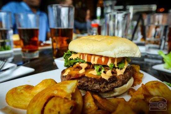 Bartini Prime: Chipotle Burger