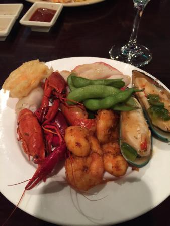 Fushimi Japanese Sushi Seafood Buffet Milwaukee Photos
