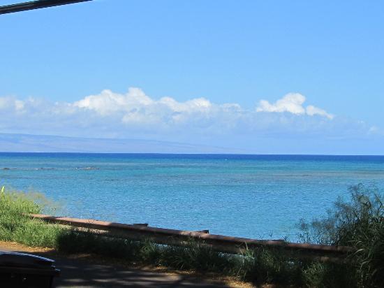 Maui Beach Ocean View Rentals: view
