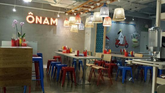 Onam Vietnamese Cuisine