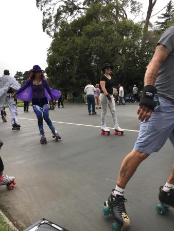Golden Gate Park Bike & Skate