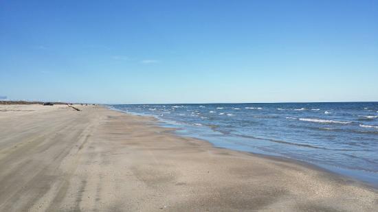 Padre Island National Seashore Corpus Christi Texas Reviews
