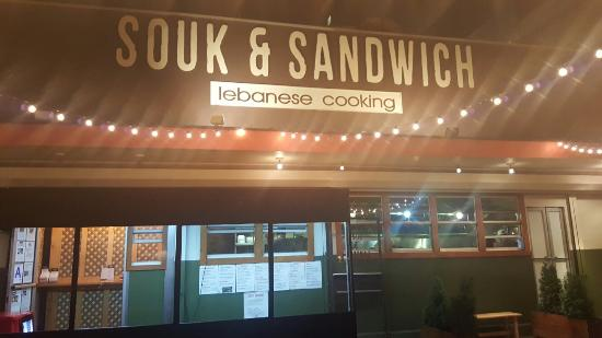 Souk and Sandwich