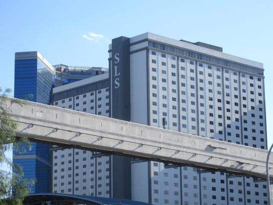 The SLS Casino