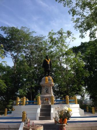 Phraya Ratsadanupradit Mahison Phakdi Monument: อนุสาวรีย์