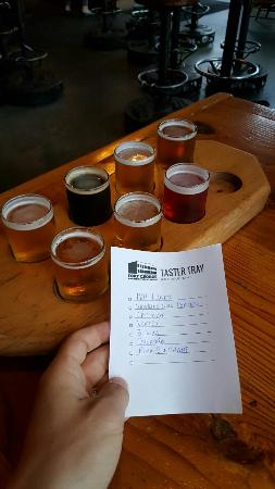 Fort George Brewery and Public House: 20160607_204523_large.jpg
