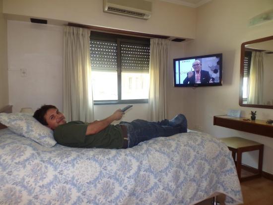 Hotel Palmar: habiatacion