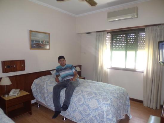 Hotel Palmar: habitacion