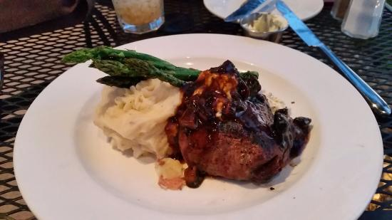 Sagle, Idaho: steak