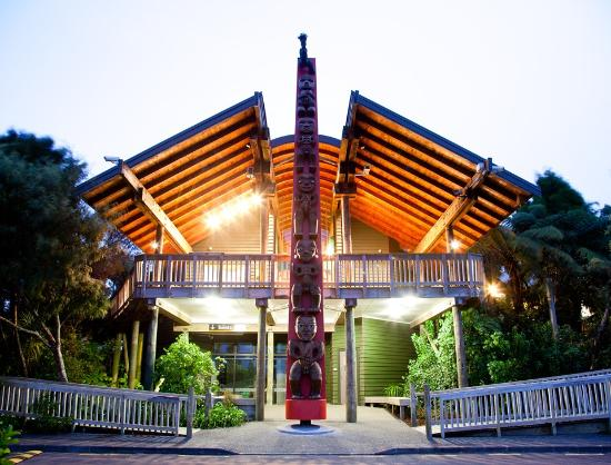 The Arataki visitor centre