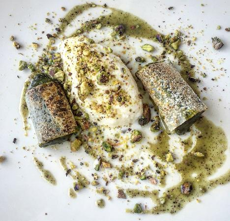Nesaea: pistaccio baklava