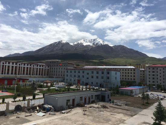 Qilian Hotel : From the room