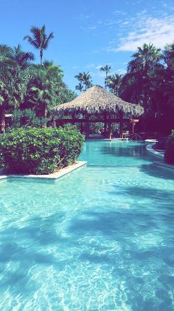 Xeliter Balcones del Atlantico: L'une des trois piscines de l'hôtel
