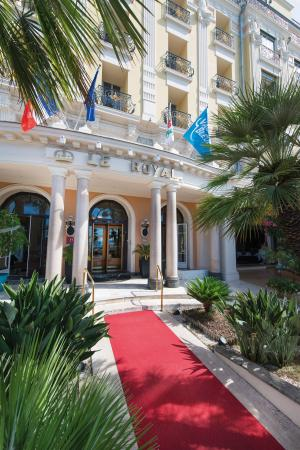 Hotel Le Royal: Hôtel Le Royal à Nice