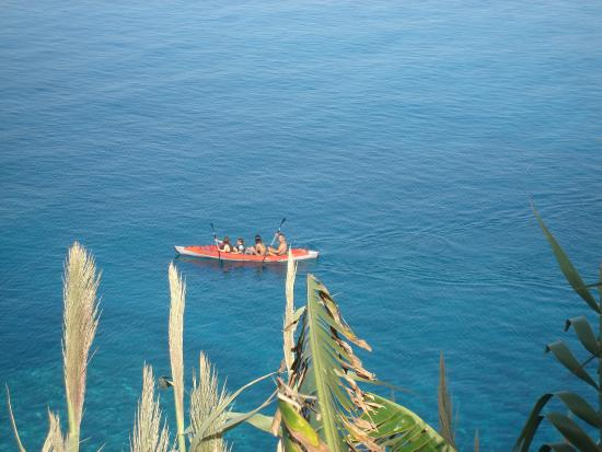Ikaria, Grækenland: Canoe fun day with Dolihi Tours