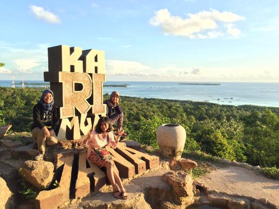 Karimunjawa Love Hill