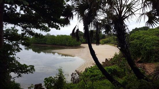 Kimbiji, Tanzania: private beach