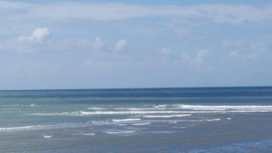 Kimbiji, Tanzania: amazing surf conditions