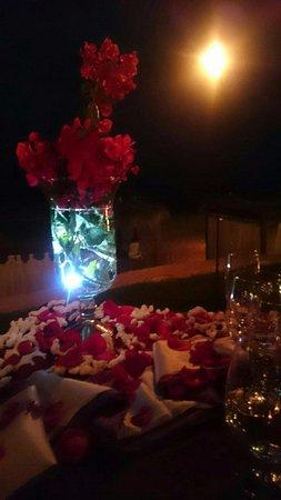 Decoracion Cena Romantica Picture Of Grand Fiesta Americana Los - Cena-romantica-decoracion