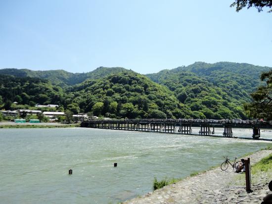 Arashiyama Park Nakanoshima Area