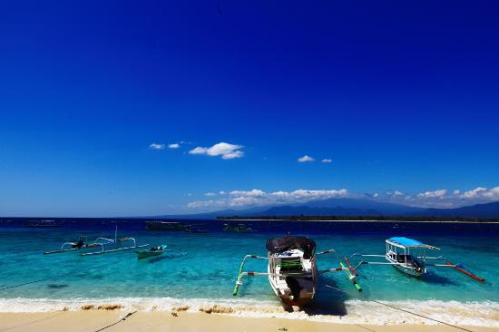 Gili Islands, Indonesië: Gili Trawangan, Lombok