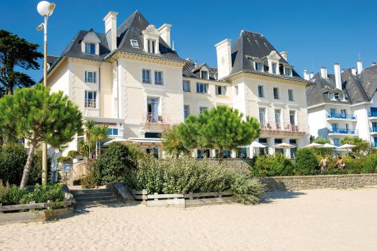 Hotel villa caroline france la baule escoublac reviews for Hotels la baule