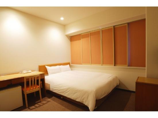 Smile Hotel Sugamo: リニューアルされたダブルルーム(18㎡)