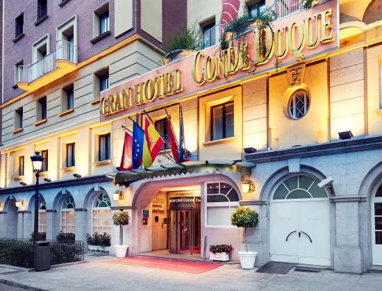 Grand Hotel Conde Duque