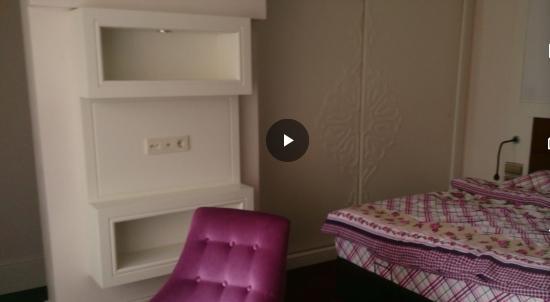 Ada Hotel Istanbul: Bedroom