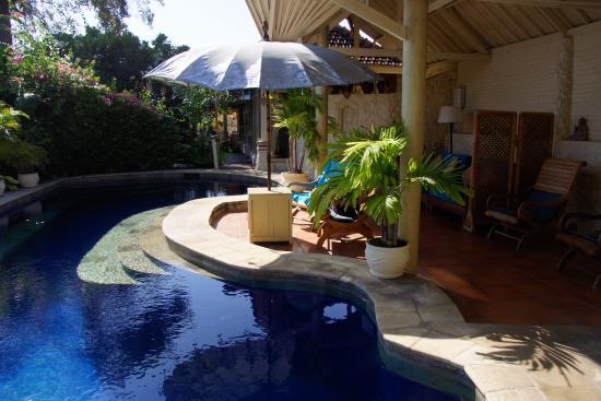 Jukung Dive Resort Bali: Pool