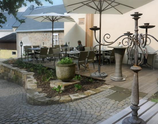 Frauenstein, Alemania: Garten