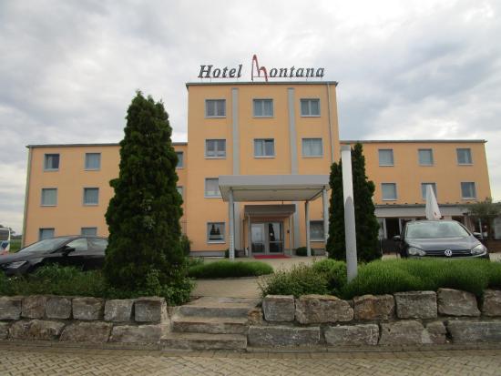 Montana Hotel Ellwangen