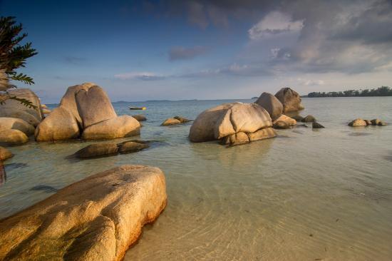 บาตัม, อินโดนีเซีย: Batam - Trikora Beach