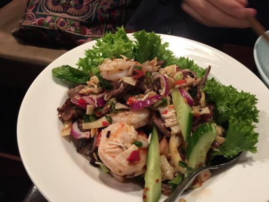 Bay Road Waverton Thai Food