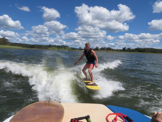 Cairns Wakeboarding: Surfing