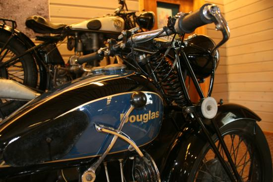 Arctic Circle Motorcycle museum