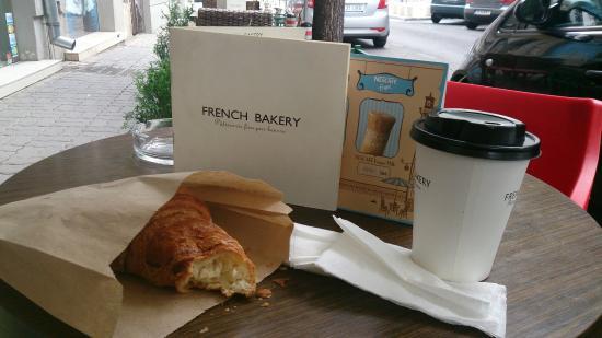 French Bakery Novotel: French Bakery