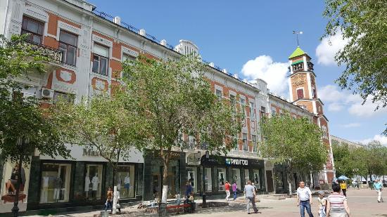 Sovetskaya Street