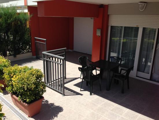 Residence Florida : Appartamento D-p.terra