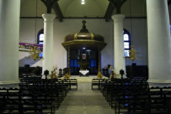 Black Portuguese Church (Gereja Sion)