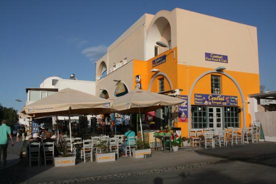 Central Restaurant/Café