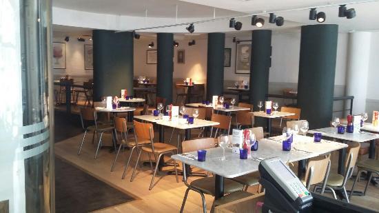 Pizza Express Picture Of Pizza Express Stourbridge