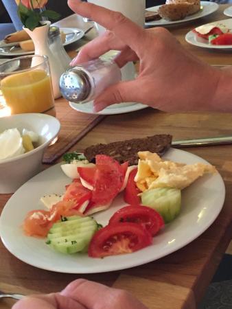 Frühstück Reichhaltig Lecker Bild Von Hotel Alte Münze Goslar