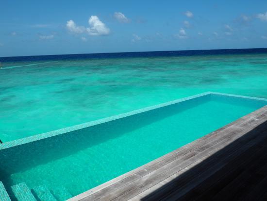 Sunset Water Villa With Pool Picture Of Kuramathi Island Resort