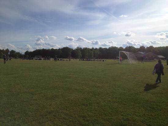 Hilton, NY: Grace & Truth Park - soccer fields
