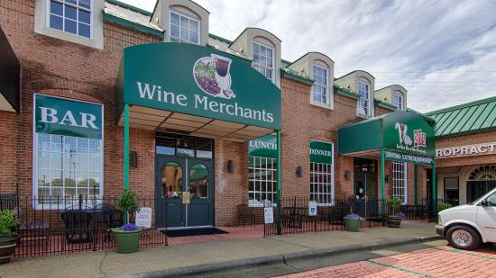 Wine Merchants & Vin205 Wine Bar